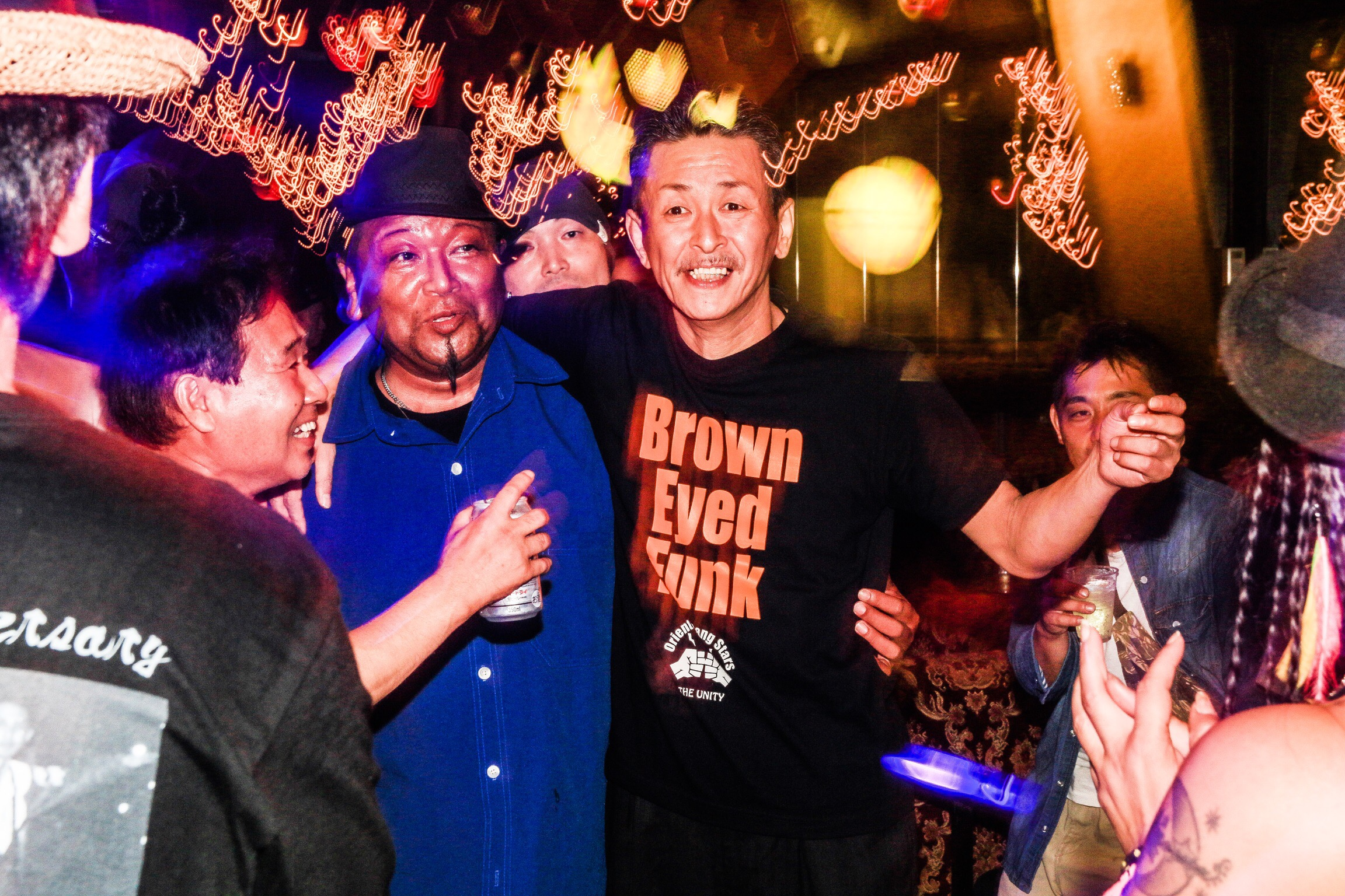 Brown Eyed Funk -YUKI 50th Surprise Party-