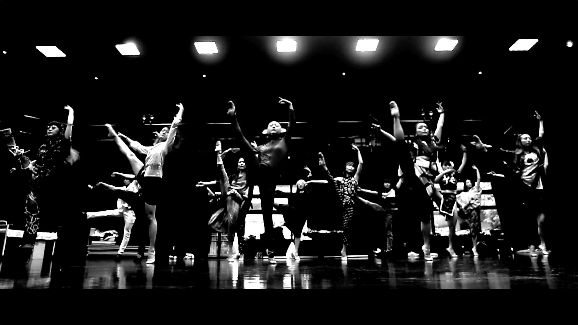 EyeNumber【2017 DANCE WORKS 公演『MUSUBI』】Trailer