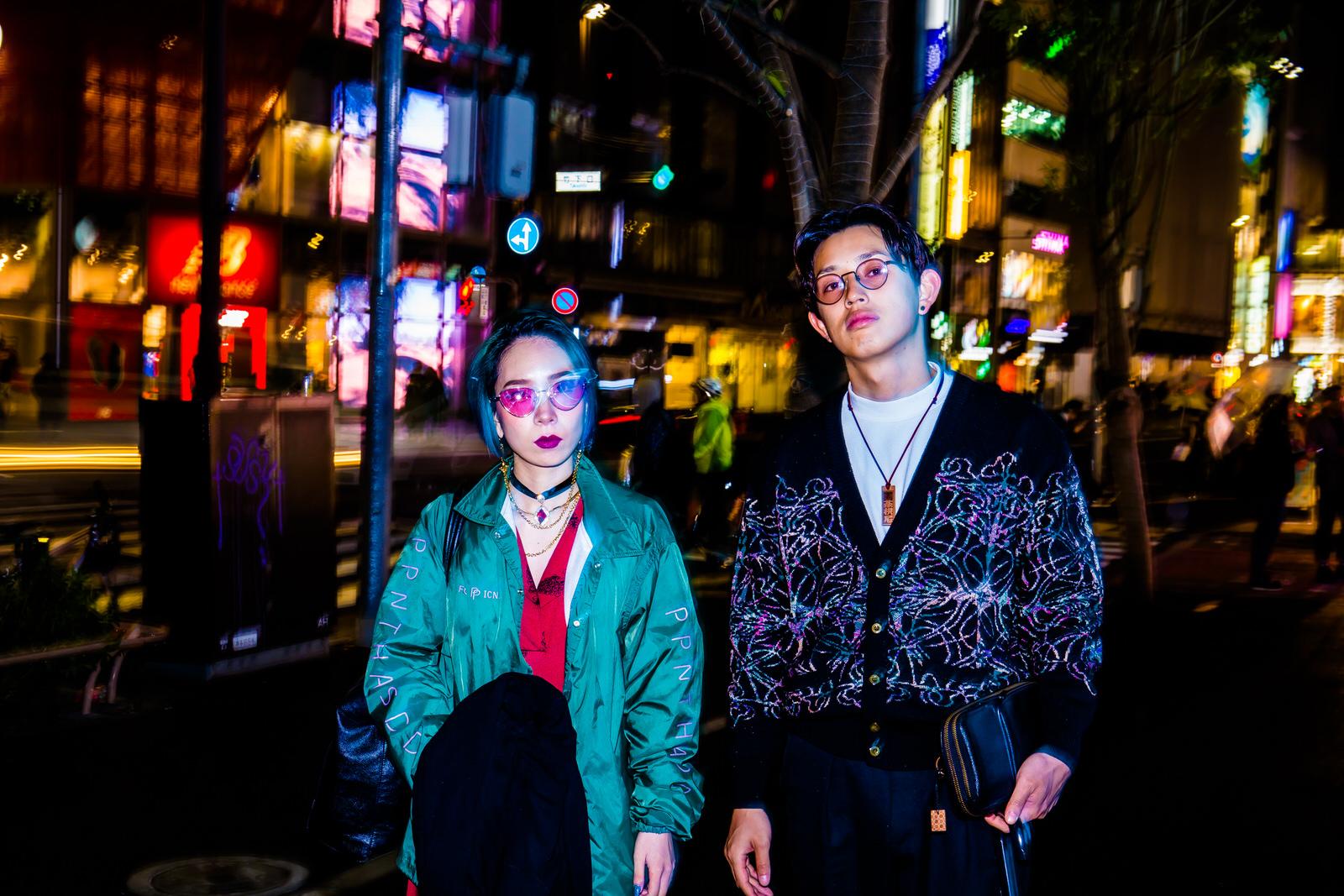 YULI & NAOTO(Ḍākinee / Nicol.Crossence)